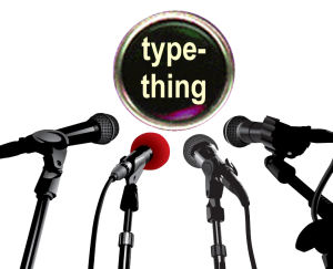 Tips for quality audio                   recording, Dictation, Transcription | Type-thing                   Services